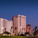 Hotels, Durban Beach Front - copyright Wright Photographic