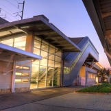 Rhodesfield Station, Gautrain Project, Hdr - copyright Wright Photographic