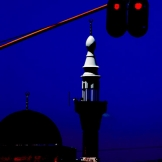 Mosque, Benoni - copyright Wright Photographic