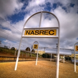 Nasrec Station - copyright Wright Photographic