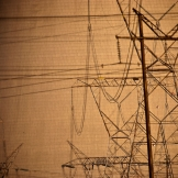 Power lines - copyright Wright Photographic