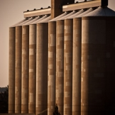 Grain silos, Steelpoort - copyright Wright Photographic