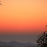 Sunset, Waterberg - copyright Wright Photographic
