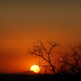 Sunset, Kruger National Park - copyright Wright Photographic