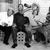 Shebeen Life, Soweto - copyright Wright Photographic