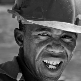 Construction Worker - copyright Wright Photographic