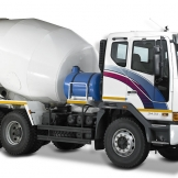 TATA truck in studio - copyright Wright Photographic